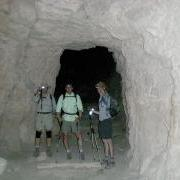 final tunnel below south rim